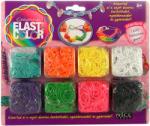 Nice Elasti Color szilikongumi karkötő 1600db-os utántöltő 2