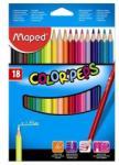 Maped COLOR`PEPS Maxi színes ceruza 18db