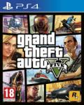 Rockstar Games Grand Theft Auto V (PS4)