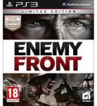 City Interactive Enemy Front [Limited Edition] (PS3) Játékprogram