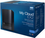 Western Digital My Cloud EX2 Diskless WDBVKW0000NCH NAS устройство