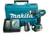 Makita DHP456RFE Masina de gaurit si insurubat