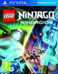 Warner Bros. Interactive LEGO Ninjago Nindroids (PS Vita) Játékprogram
