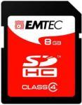 EMTEC SDHC 8GB Class 4 ECMSD8GHC4