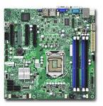 Supermicro X9SCL-F Placa de baza