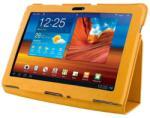 4World Slim Case for Galaxy Tab 10.1 - Orange (08203)