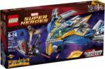 LEGO Marvel Super Heroes - A Milano űrhajó mentése (76021)