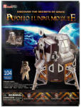 Shantou Apollo űrhajó Holdra szálló egysége 3D puzzle 104 db-os