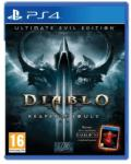 Blizzard Entertainment Diablo III Reaper of Souls [Ultimate Evil Edition] (PS4) Játékprogram