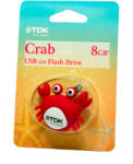 TDK Crab 8GB t79020 Memory stick