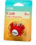 TDK Crab 8GB t79020 Memory stick