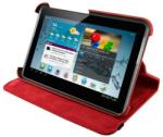 4World Rotary for Galaxy Tab 2 7.0 - Red (09113)