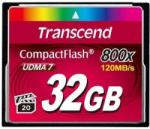 Transcend CF 32GB 800x TS32GCF800