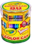 Crayola Csavarozható rajzolókészlet 80 db-os (04-6824)