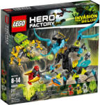 LEGO Hero Factory QUEEN Beast vs. FURNO, EVO & STORMER 44029