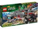LEGO Tini Nindzsa Teknőcök - Menekülés Óriás Kamionnal (79116)