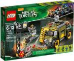LEGO Ninja Turtles - A Teknőskamion Akció (79115)