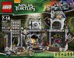 LEGO Ninja Turtles - Invázió A Teknőcodú Ellen (79117)