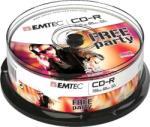 Emtec CD-R 700MB 52x - henger 25db