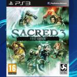 Deep Silver Sacred 3 First Edition (PS3) Játékprogram