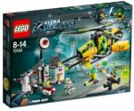 LEGO Agents - Toxikita mérgező balesete (70163)