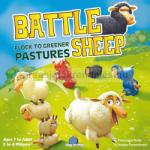 Blue Orange Games Battle Sheep - Harcos birkák