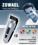 ZOWAEL RFC-270 Aparat de tuns