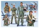 Revell NATO Pilots (D/GB/USA) Modern 1/72 2402
