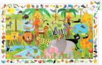 DJECO Dzsungel 35 db-os 7590