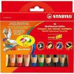 STABILO Woody színes ceruza extra vastag 10db