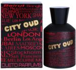 Dueto Parfums City Oud EDP 100ml