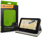 """CANYON Universal Case with Stand 7"""" - Green (CNS-CUT7G)"""