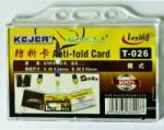 KEJEA Suport carduri orizontal, 85x54 mm KEJEA