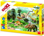 Dino Dinoszauruszok 100 db-os