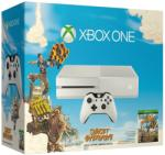 Microsoft Xbox One 500GB + Sunset Overdrive Játékkonzol