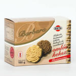 Barbara Gluténmentes Keksz - Kakaós (180g)
