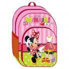 Kids Euroswan Ghiozdan mare Minnie Shopping Grande
