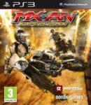 Nordic Games MX vs ATV Supercross (PS3) Játékprogram