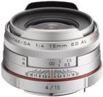 Pentax HD PENTAX DA 15mm f/4 ED AL Limited Obiectiv aparat foto