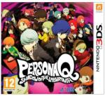 NIS Europe Persona Q Shadow of the Labyrinth (3DS) Játékprogram