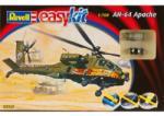 Revell AH-64 Apache Easy Kit 1/100 6646