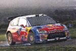 Heller Citroen C4 WRC 10 1/24 80756