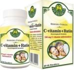 Herbária C-vitamin+Rutin - 60db