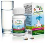 Herbária Herba Kids Multivitamin Gyermekeknek (30db)