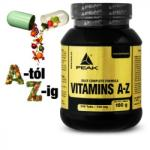 Peak Vitamins A-Z multivitamin (240db)