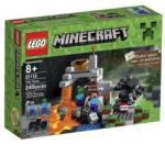LEGO Minecraft - A barlang (21113)