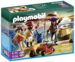 Playmobil Echipajul piratilor (PM5136)