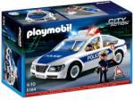 Playmobil Masina de politie cu lumini (PM5184)