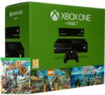 Microsoft Xbox One 500GB + Kinect Játékkonzol