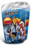 Playmobil Dragonul Focului Cu Luptator  (PM5463)